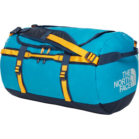 The North Face Base Camp Duffel S, crystal teal/urban navy
